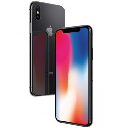 iPhone X 256GB  Space Gray -  Impecable