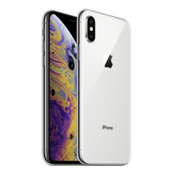 iPhone XS MAX 64GB  silver-  Precintado