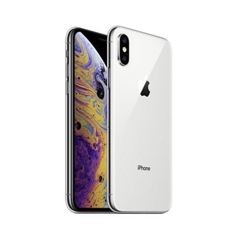 iPhone XS MAX 64GB  silver-  Precintado