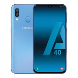 Samsung Galaxy A40  64GB  Blue - Precintado