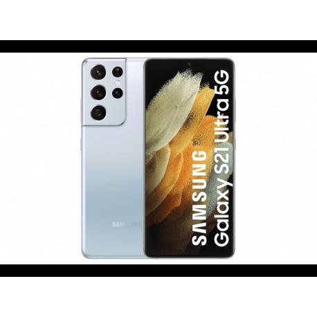 Samsung Galaxy S21 Ultra 5G 256GB  Silver- Precintado