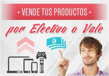 Vende tus productos por efectivo o vale