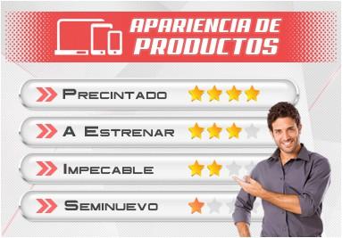 4 Apariencias de productos